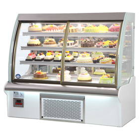 food display case repair with our