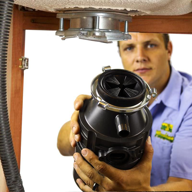 Kingwood-Tomball-Humble Garbage Disposal Repair