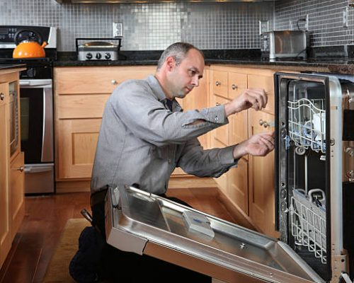 Kitchenaid-GE-Kenmore Dishwasher Repair Services
